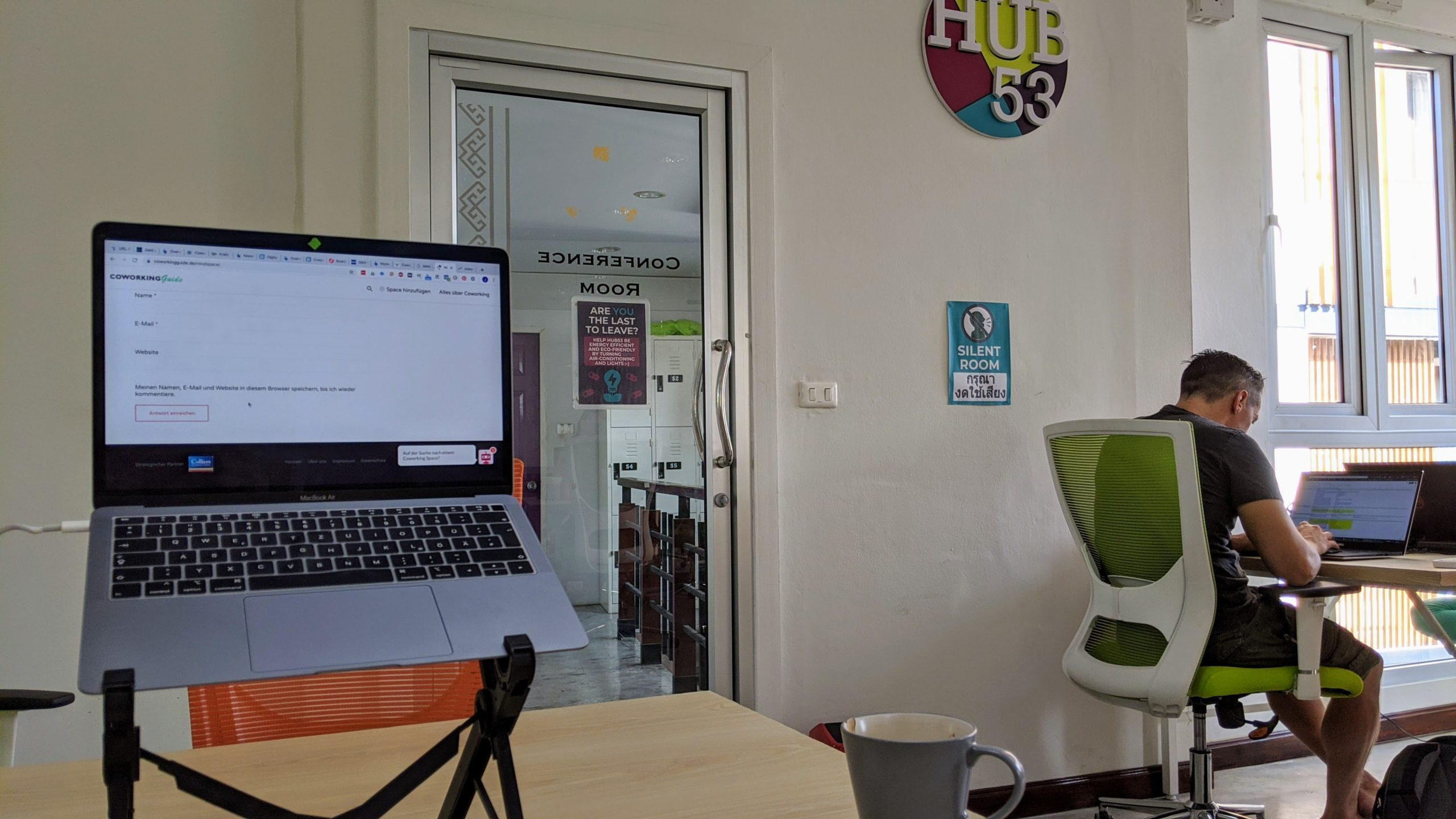 Coworking in Chiang Mai