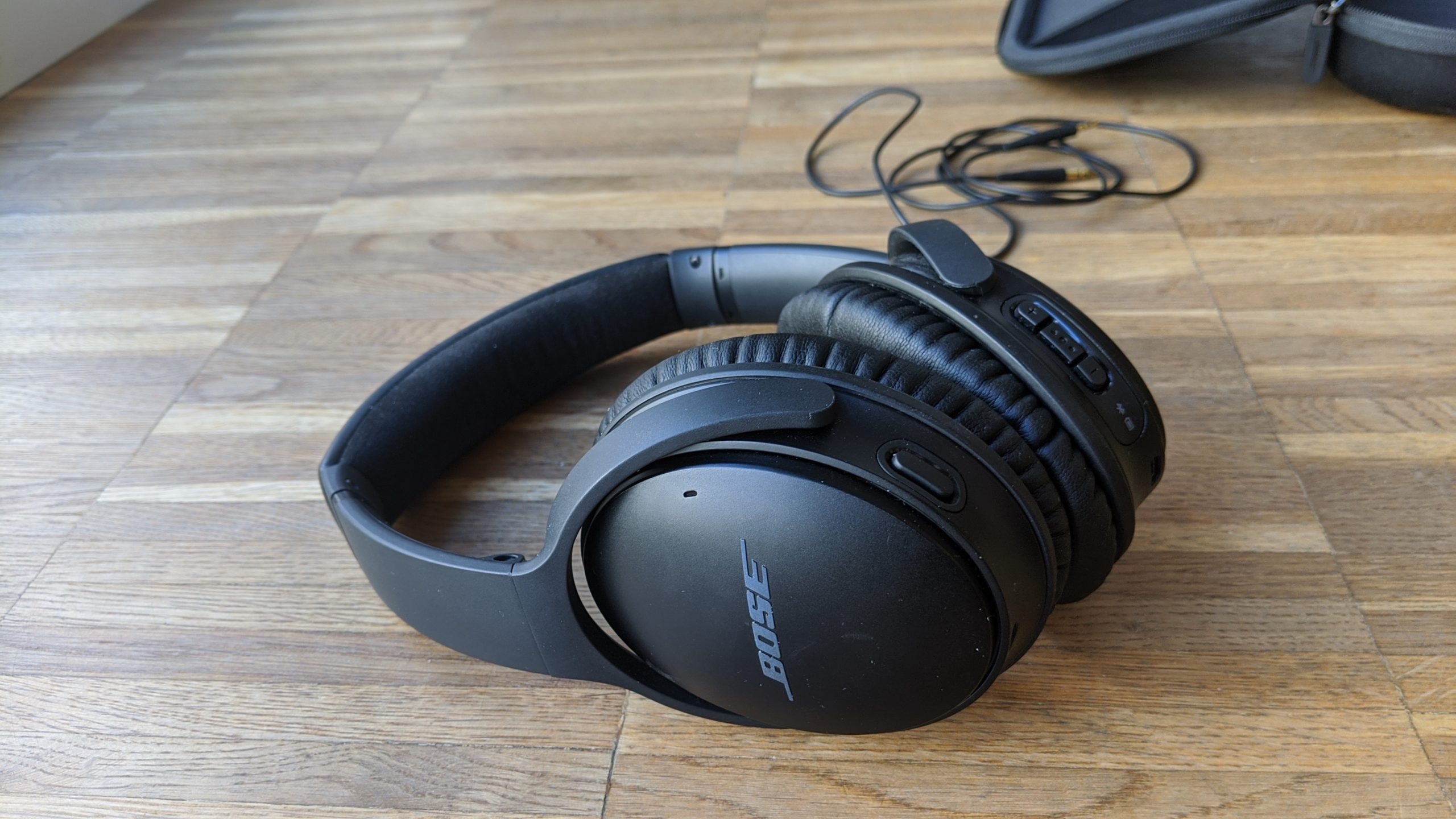 Bose QC35 II Noise-Cancelling Kopfhörer Erfahrung