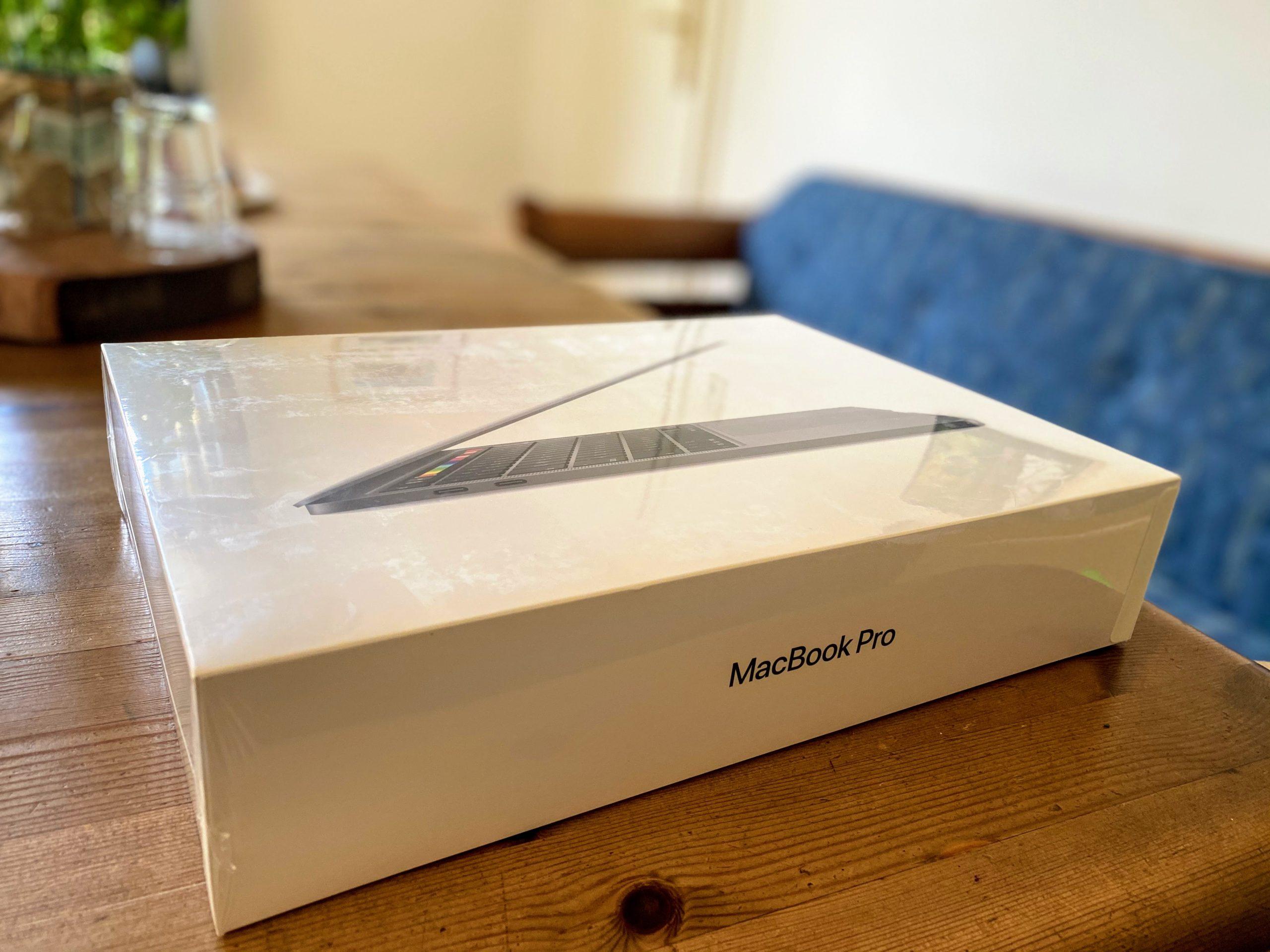 13 Zoll MacBook pro Verpackung
