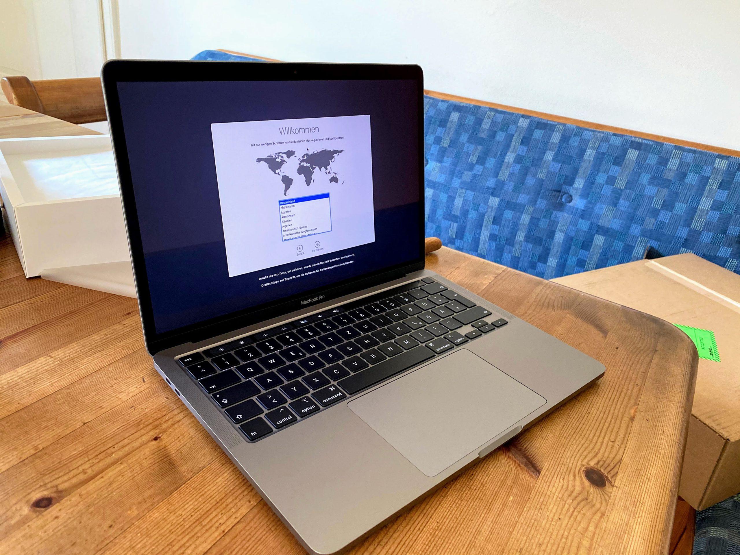 13 Zoll MacBook pro Test/ Erfahrung