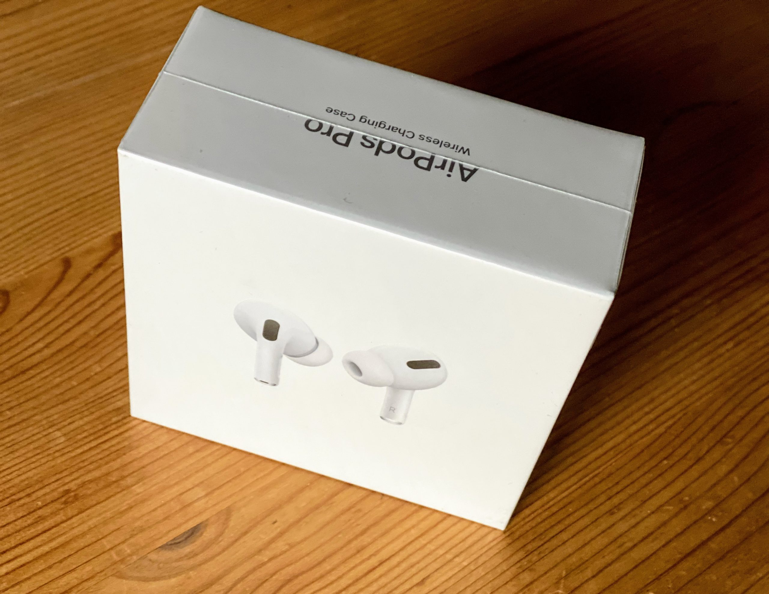 Apple Airpods Pro Verpackung