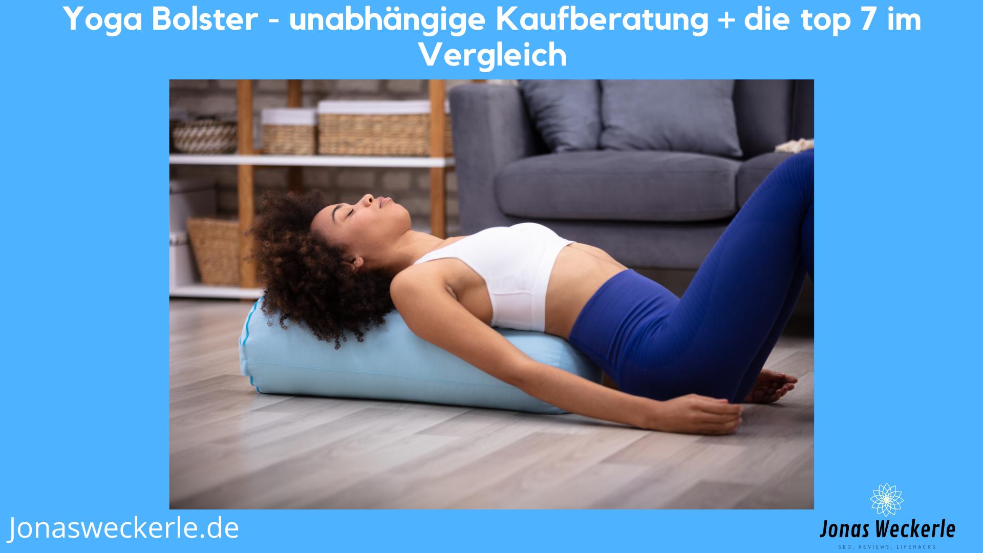 yoga bolster test