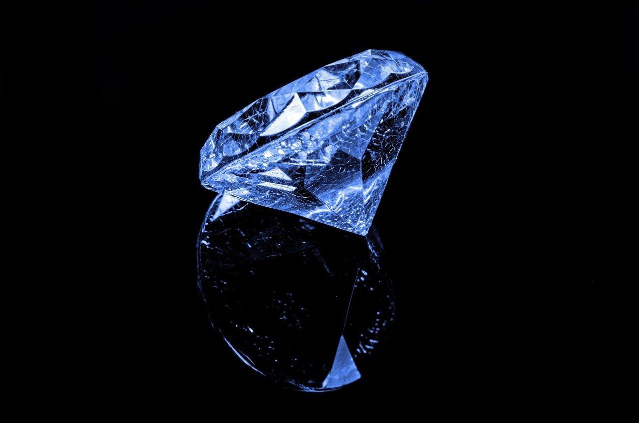 Diamantindustrie Blockchain